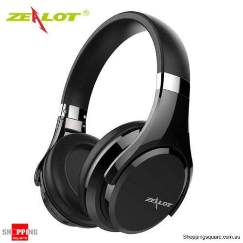 ZEALOT B21 Deep Bass Touch Control Wireless Bluetooth Foldable Over-ear Headset with Mic