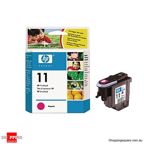 HP C4812A 11 Magenta ink cartridge