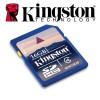 Kingston 16GB SD HC Card, Secure Digital Card 16 GB SDHC - Class 4