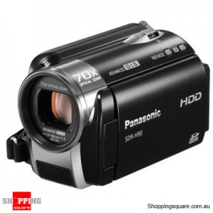Panasonic SDR-H90 Digital Video Camera