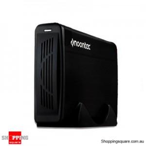 """Noontec s3352 GigaSave 3.5"""" SATA USB HDD Enclosure"""