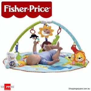 FisherPrice Precious Planet Deluxe Musical Activity Gym