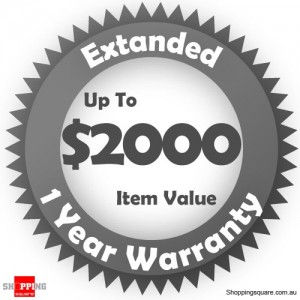 Silver Extended 1 year Warranty for up to $2000