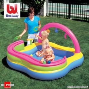 Bestway 1.6M Inflatable Play Center Pool