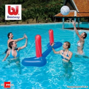 Bestway Inflatable Volleyball Pool Set