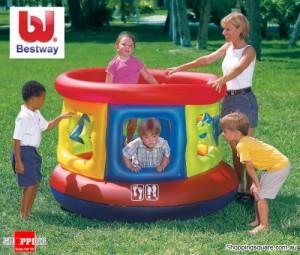 Bestway Kids Inflatable Jumping Tube Gym
