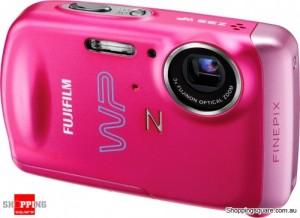 FujiFilm FinePix Z33WP Pink Digital Camera