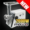 Pavo Electric Meat Grinder with Reverse Function