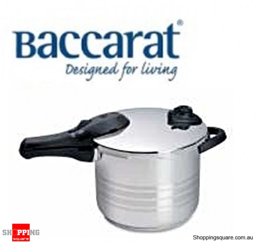 how to use baccarat pressure cooker