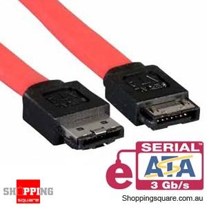 eSATA To SATA Cable 1 Metre