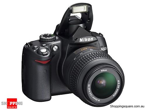 nikon d5000 kit. Nikon D5000 Kit (18-55mm VR)