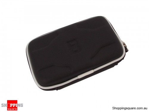 Anti-Shock Hard Carry Case - Suitable for GPS, portable harddrive
