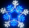 Christmas Lighting Display -57cm Snowflake Star