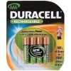 Duracell AAA Rechargeable Batteries Pack of 4