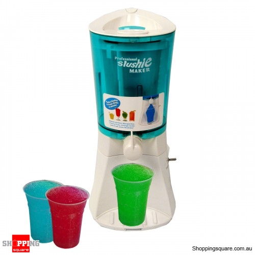 Professional Slushie Maker Machine