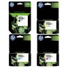 Genuine HP Ink Cartridges No.920XL High Yield set 5 cartridges