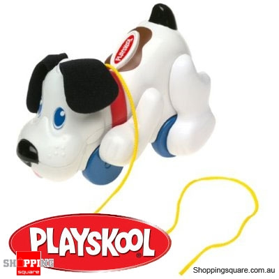PLAYSKOOL Walk N Sounds Digger The Dog