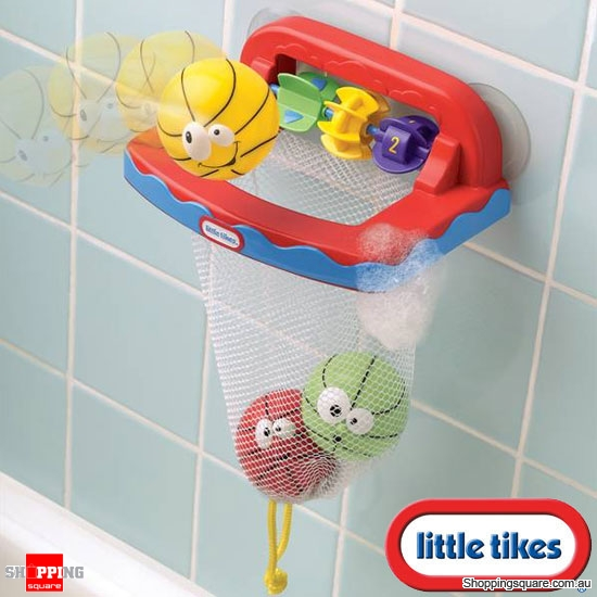 LITTLE TIKES Little Champs Bathketball Bath Toy