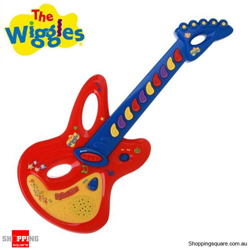 THE WIGGLES My First Guitar