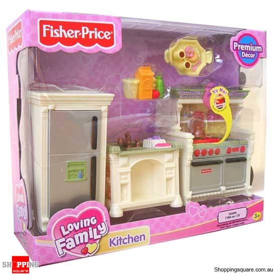Fisher price loving