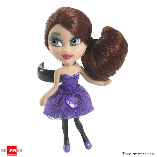 Barbie Peek A Boo Petites Doll Rings Bling No 520