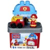 MEGA BLOKS Play N Go 6601 Fire Station