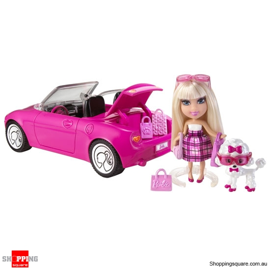 Barbie Car Games New