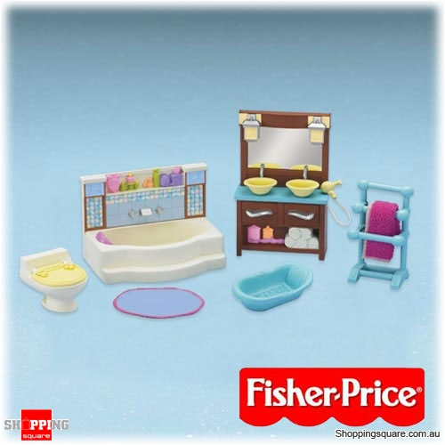 pics photos fisher price loving family deluxe decor kids