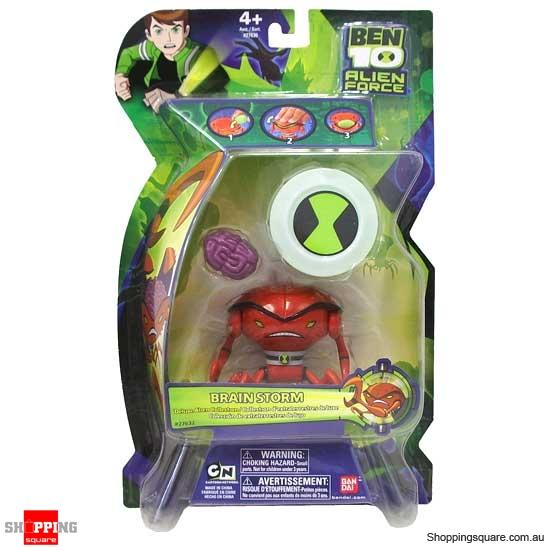 bandai ben 10 alien force deluxe alien collection figure