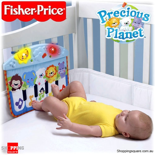 FISHER PRICE Precious Planet Kick & Play Piano