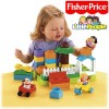 FISHER PRICE Little People Builders Build N Fun Playground
