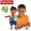 FISHER PRICE Go Diego Go Rescue Adventures Diego Doll