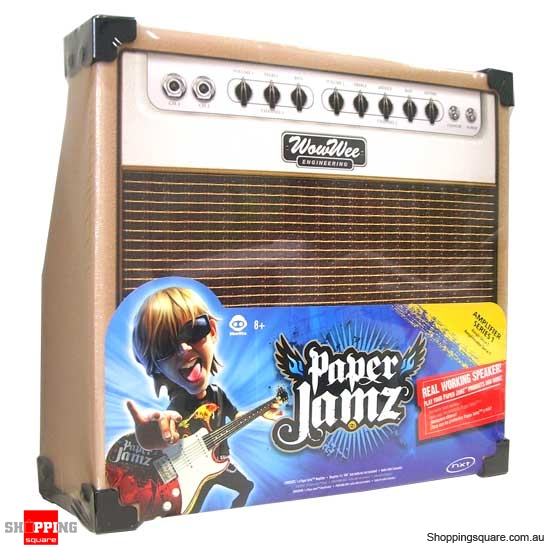 where to buy paper jamz guitar Paper jamz guitar - 9 results from brands wow wee, wowwee, products like wow wee paper jamz guitar series i - style 5, wow wee paper jamz guitar instant rockstar.