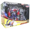 HASBRO Transformers Dark of the Moon Mechtech Autobot Takara Jetwing Optimus Prime