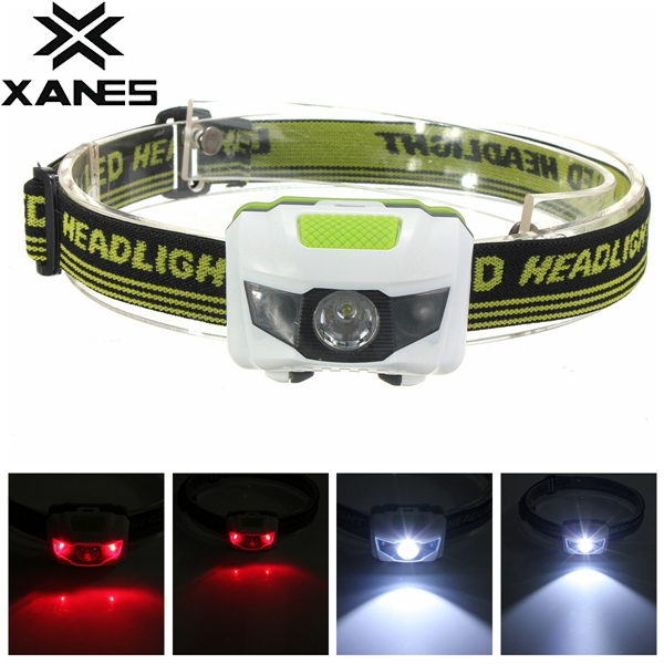1200 Lumen R3 2-LED 4-Model Mini Headlamp