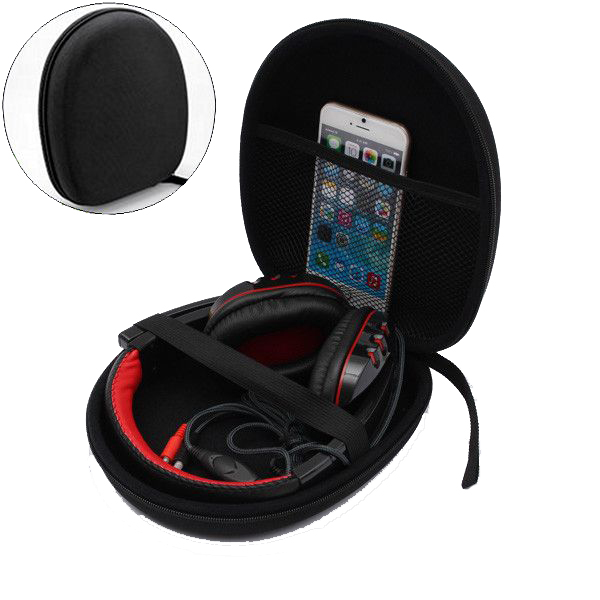 Universal Carry Case Storage Bag Pouch for Headphone