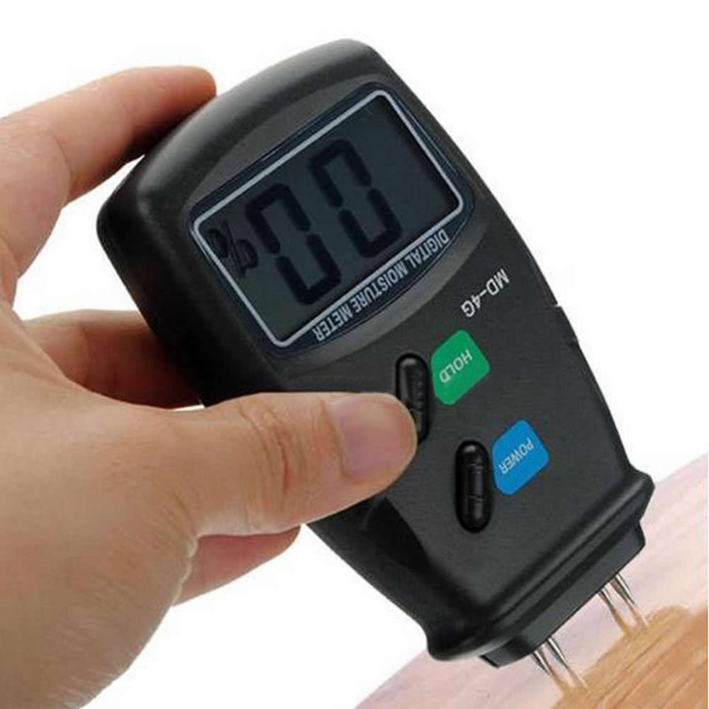 Digital Wood Water Moisture Humidity Tester