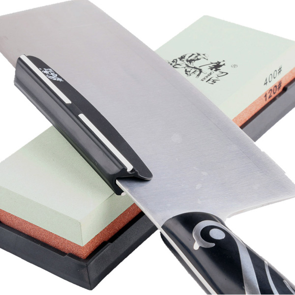Knife Sharpener Angle Guide For Whetstone Sharpening Stone