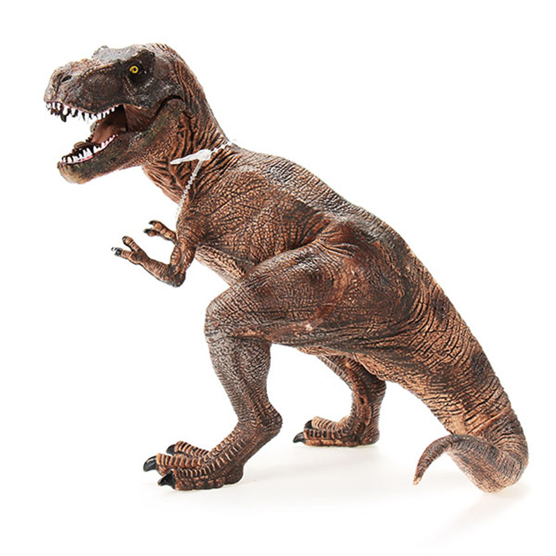 Simulation Dinosaurs Toy T-Rex Figure Tyrannosaurus Rex Animal Figures Decoration Kids Gift