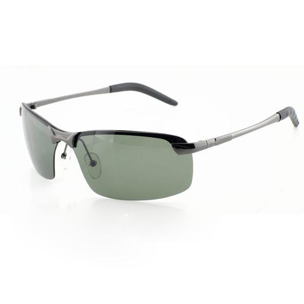 UV400 Polarized Glasses Bike Bickele Cycling Sunglasses - Green