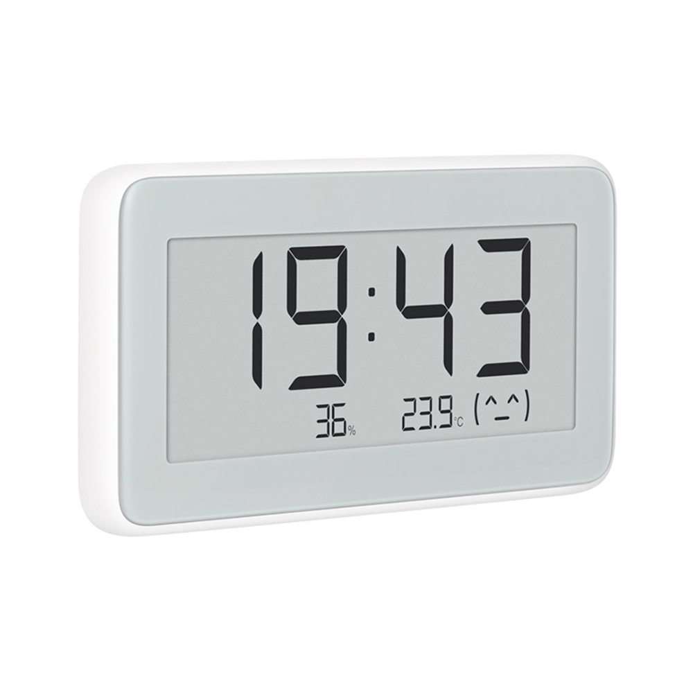 Xiaomi Mijia BT4.0 Wireless Smart Electric Digital Indoor&Outdoor Hygrometer Thermometer Clock