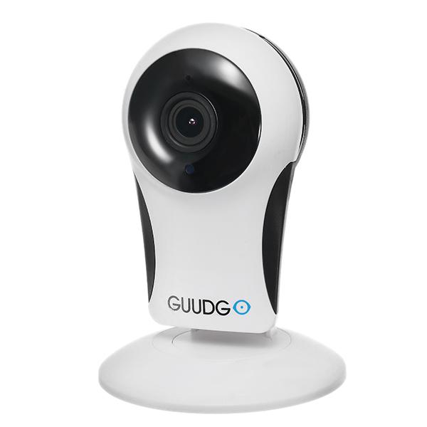 GUUDGO GD-SC11 960P Cloud WIFI IP Camera-Black - Shoppingsquare Australia