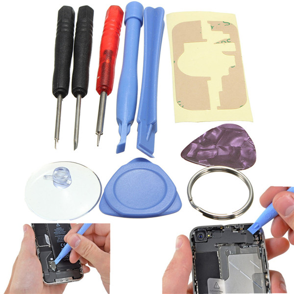 9in1 Opening Pry Repair Screwdrivers Tools Kit Set For Mobile Phone