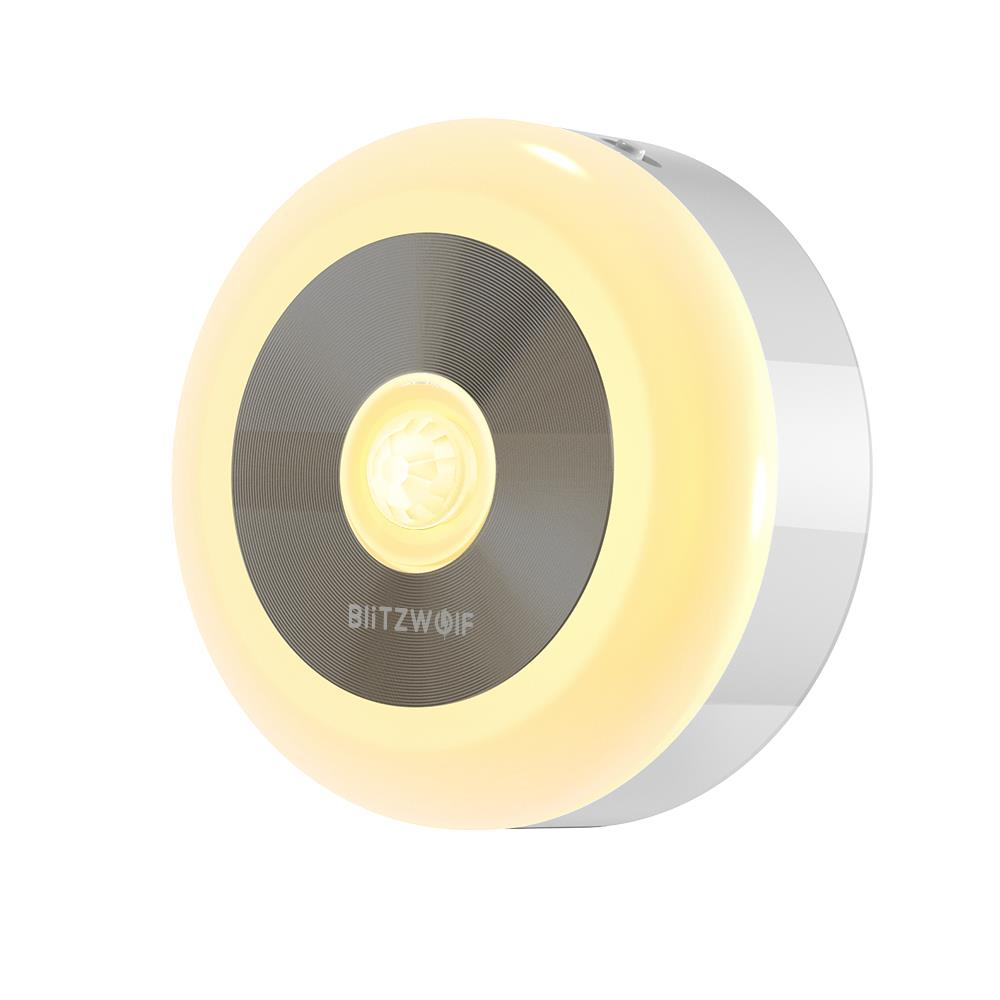 LED Motion & PIR Infrared Sensor Night Light Lighting Angle