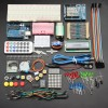 Electronics Starter Learning Kit Upgrade Version for Arduino UNO R3 LCD1602