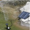 Solar Panel Power Water Pump Kit Submersible Fountain Pond