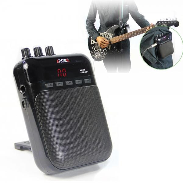 Portable Guitar Amplifier Rechargeable