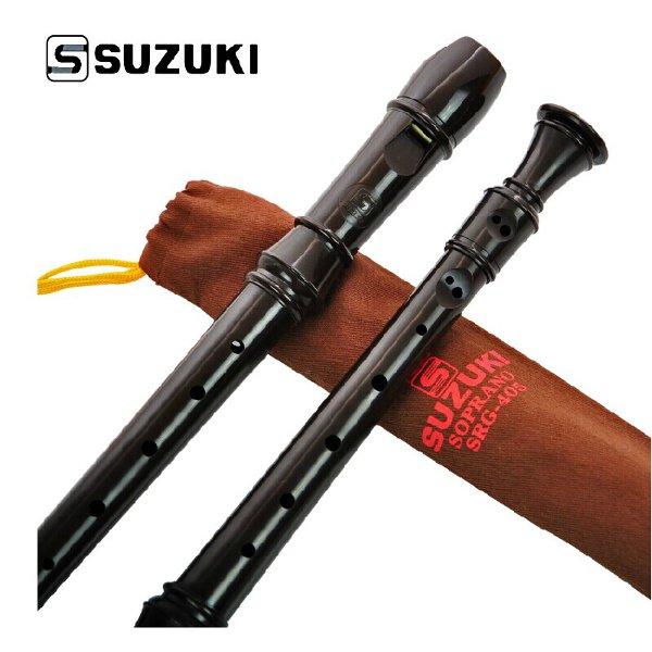Premium 8 Holes Flute Recorder Musical Instrument Soprano