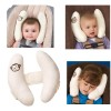 Adjustable Baby Kid Care Neck Pillow for Car Trolleys Seat
