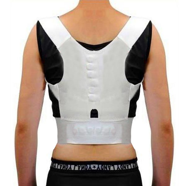 Magnetic Therapy Shoulder & Back Support Suit for Posture Correction & Relieve Pain Ergonomics